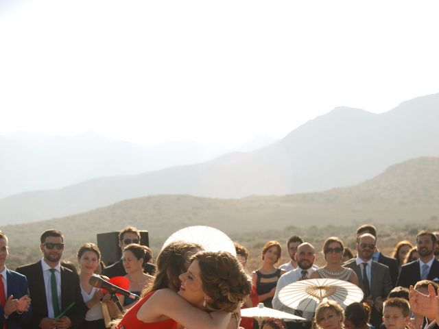 La boda de Xixo y Rocío en Almería, Almería 62