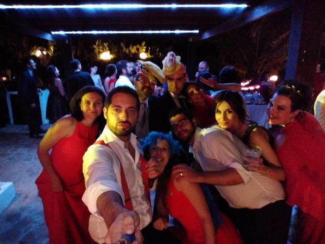 La boda de Xixo y Rocío en Almería, Almería 123