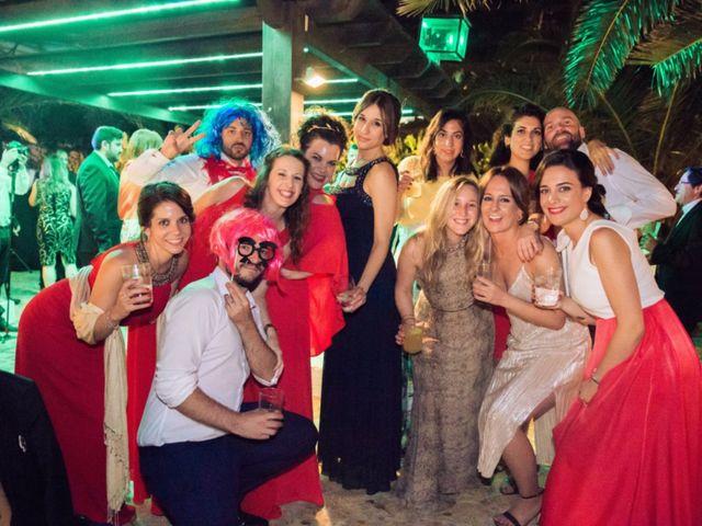 La boda de Xixo y Rocío en Almería, Almería 128