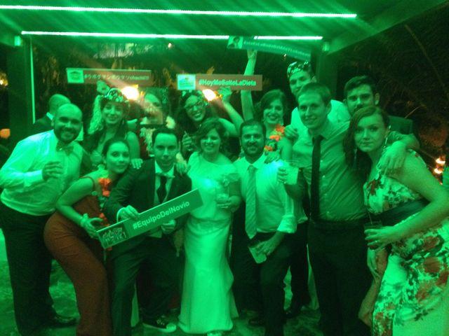 La boda de Xixo y Rocío en Almería, Almería 130