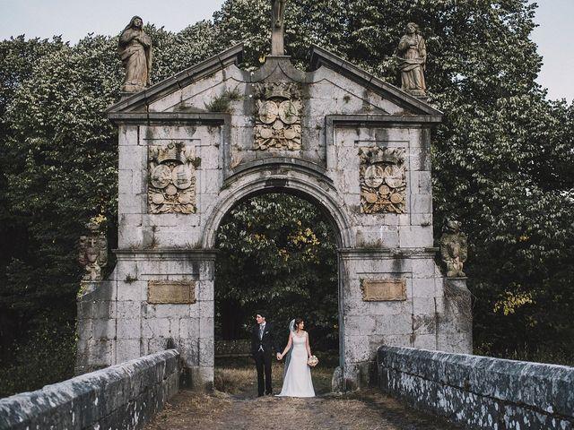 La boda de Javi y Noe en Laudio, Álava 32