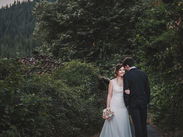La boda de Javi y Noe en Laudio, Álava 40