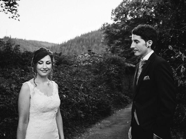 La boda de Javi y Noe en Laudio, Álava 42