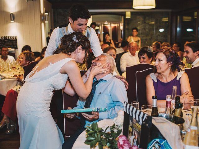 La boda de Javi y Noe en Laudio, Álava 54