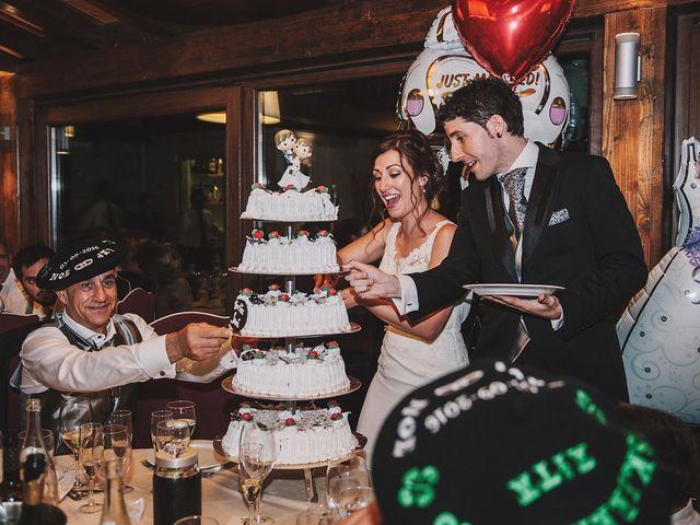 La boda de Javi y Noe en Laudio, Álava 55
