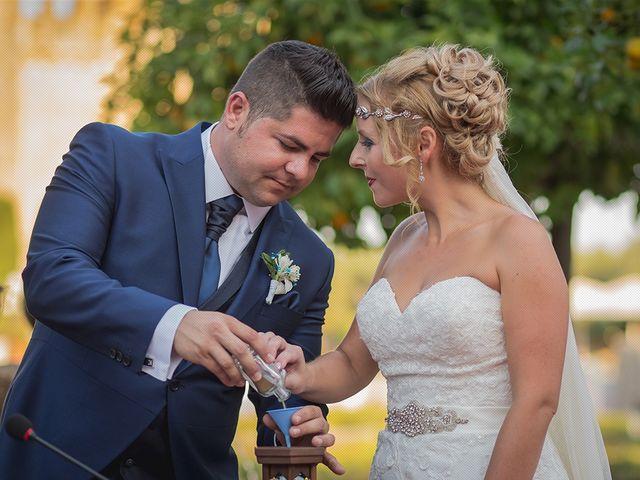 La boda de Eva y Juanki