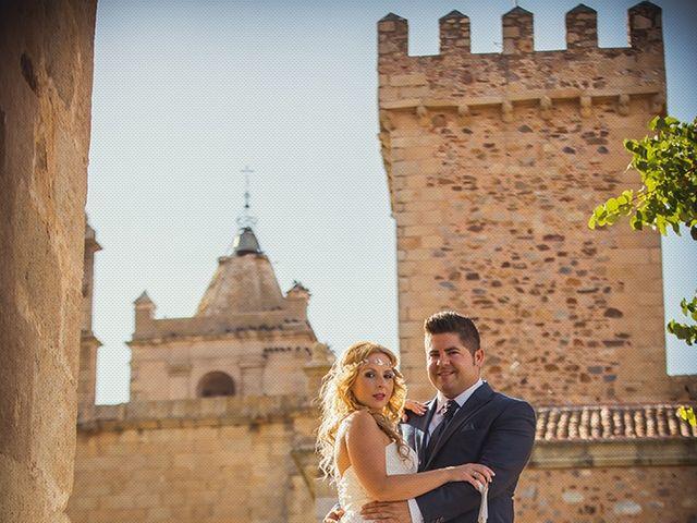 La boda de Juanki y Eva en Cáceres, Cáceres 19