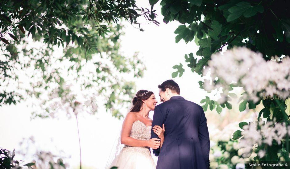 La boda de Esteban y Marta en A Coruña, A Coruña