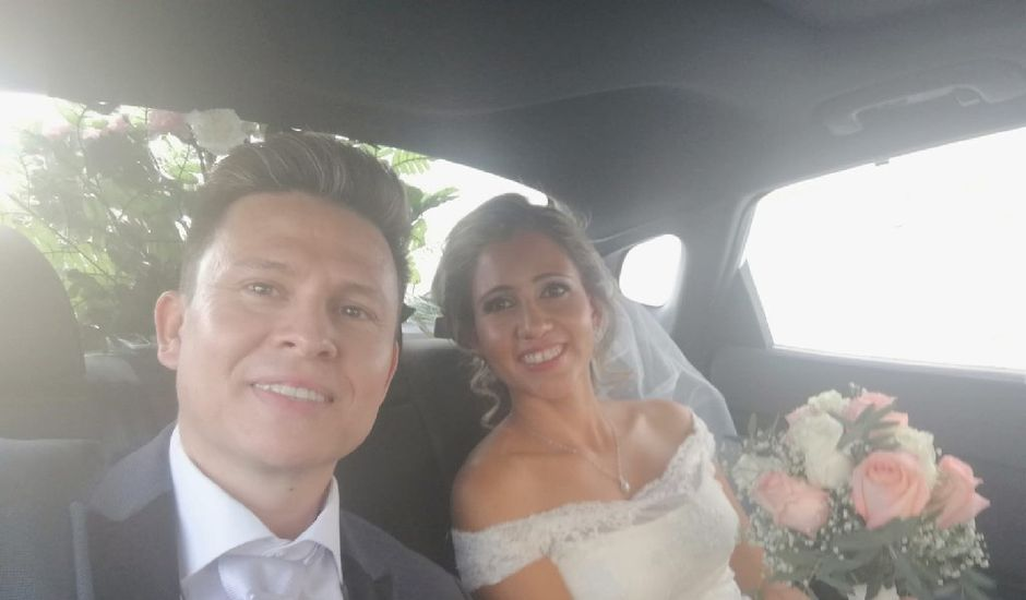La boda de Alex y Andrea en Sanlucar Del Guadiana, Huelva