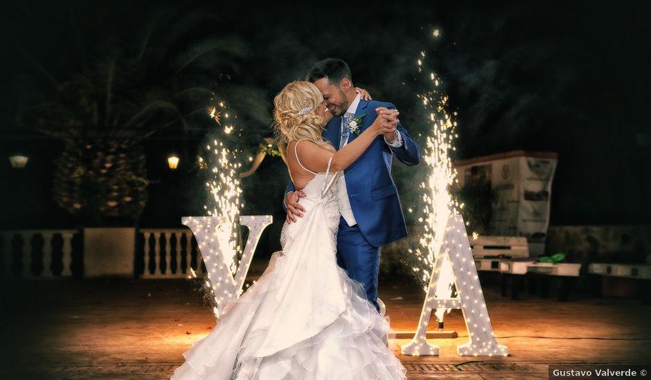 La boda de Yeray y Ana en Alora, Málaga