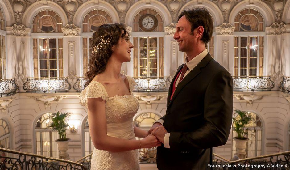 La boda de Marco y Amanda en Madrid, Madrid