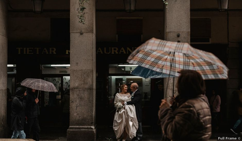 La boda de Miguel y Clara en Las Rozas De Madrid, Madrid