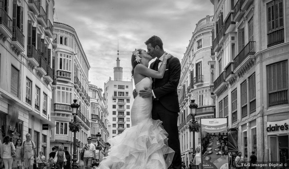 La boda de Edu y Cristina en Motril, Granada