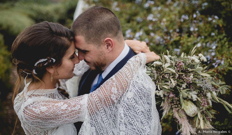 La boda de Marta y Ismael en Velez Malaga, Málaga