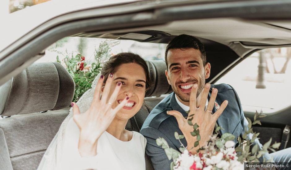 La boda de Maria y Luis en Cubas De La Sagra, Madrid