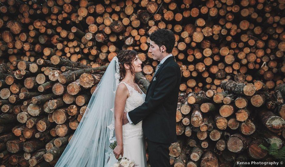 La boda de Javi y Noe en Laudio, Álava