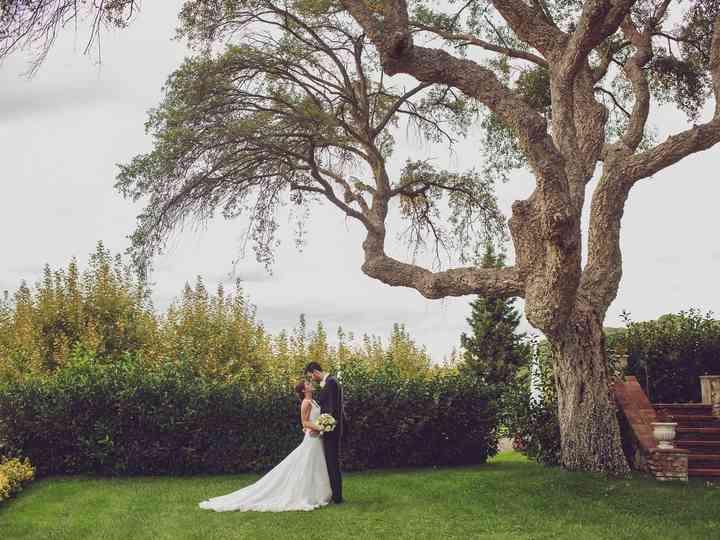 La boda de Georgina y Didac