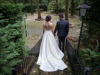 La boda de Silvia y Jesús 1