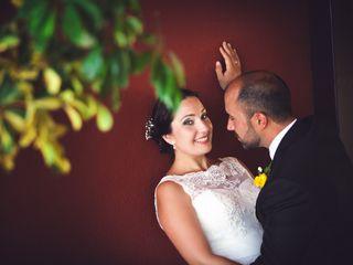 La boda de Vanessa y Alberto 1