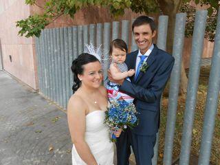 La boda de Niver  y Vanessa 1