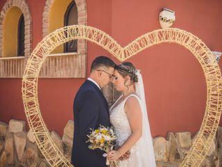 La boda de Toñi y Juanfran