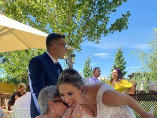 La boda de Toñi y Juanfran 2