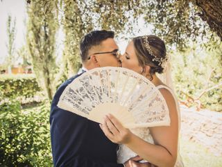 La boda de Toñi y Juanfran 3