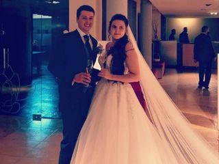La boda de Esther y Sebastià