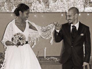 La boda de Kath y David