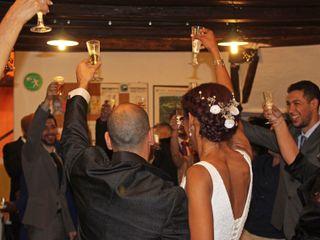 La boda de Kath y David 2