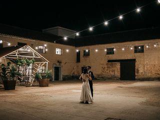 La boda de Cristina y Manuel 1