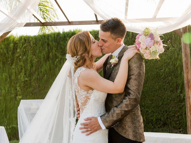 La boda de Juanma y Noelia en Elx/elche, Alicante 1