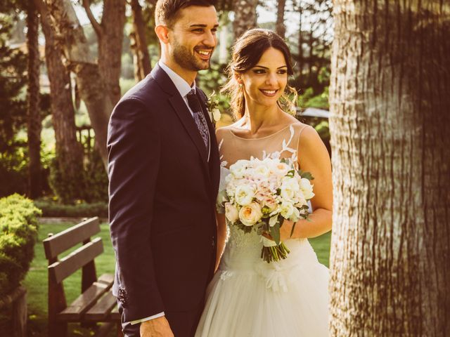 La boda de Marta y Iván