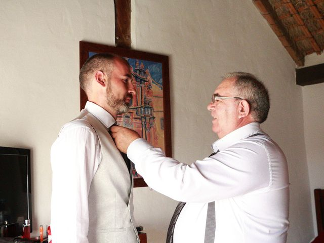 La boda de Jose y Lourdes en Zahora, Cádiz 2