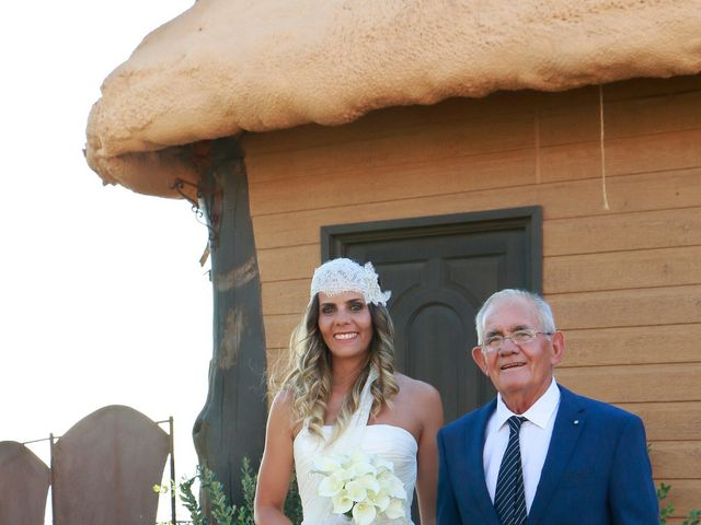 La boda de Jose y Lourdes en Zahora, Cádiz 5