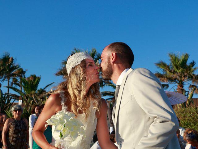 La boda de Jose y Lourdes en Zahora, Cádiz 8