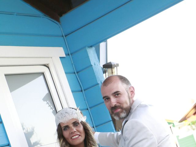 La boda de Jose y Lourdes en Zahora, Cádiz 9