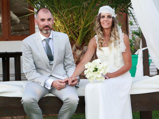 La boda de Jose y Lourdes en Zahora, Cádiz 12