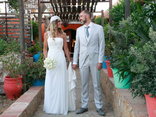 La boda de Jose y Lourdes en Zahora, Cádiz 14