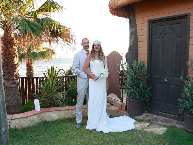 La boda de Jose y Lourdes en Zahora, Cádiz 16