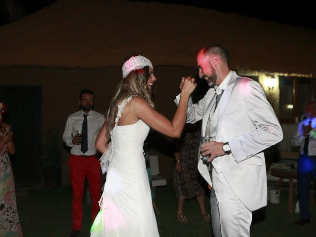 La boda de Jose y Lourdes en Zahora, Cádiz 25