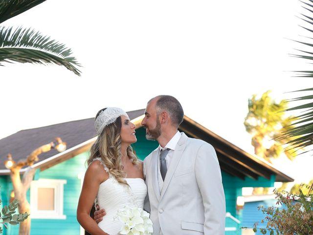 La boda de Jose y Lourdes en Zahora, Cádiz 1