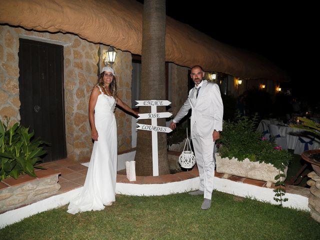La boda de Jose y Lourdes en Zahora, Cádiz 33