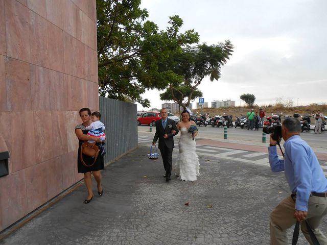 La boda de Vanessa y Niver  en Málaga, Málaga 4