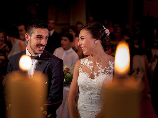La boda de Adriana y Aitor