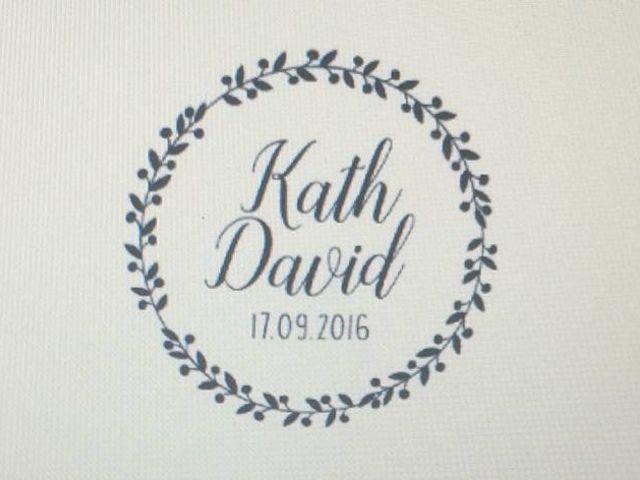 La boda de David y Kath en Olot, Girona 3