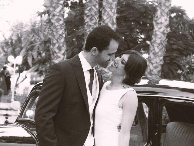 La boda de Pilar y Alfonso