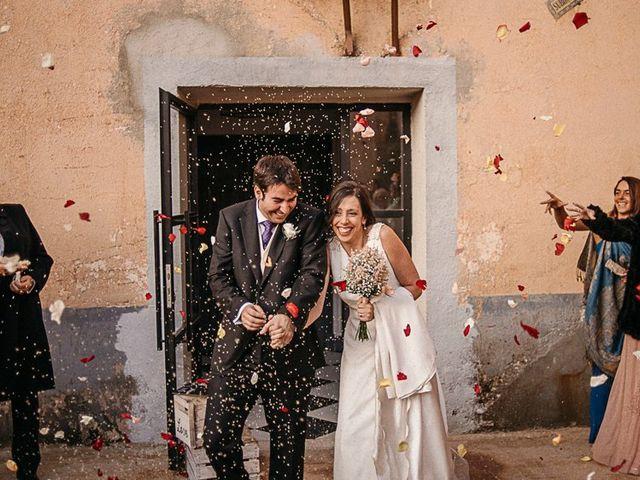La boda de Manuel y Cristina en Otero De Herreros, Segovia 2