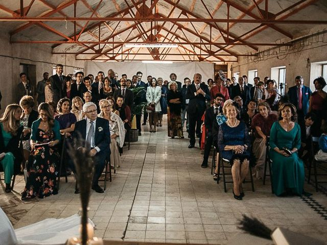 La boda de Manuel y Cristina en Otero De Herreros, Segovia 4