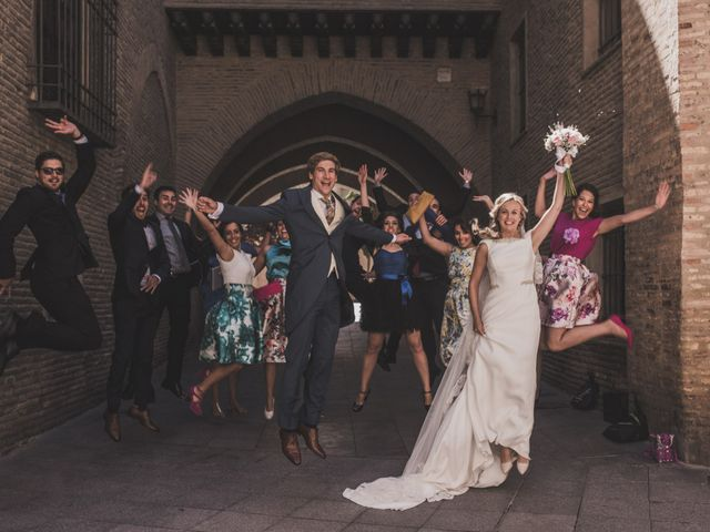 La boda de Javier y Lorena en Zaragoza, Zaragoza 20